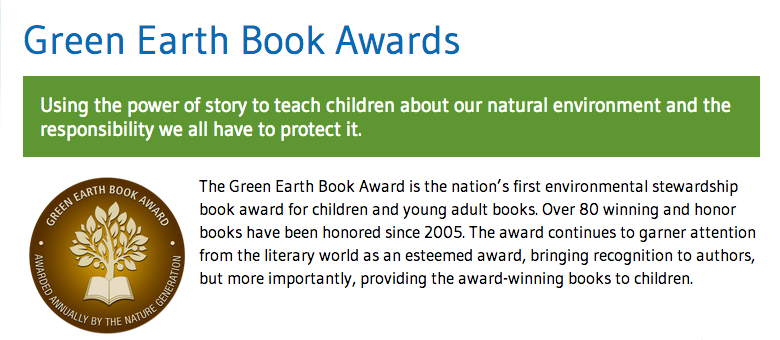 Green Earth Book Awards